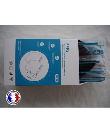 Masque FFP2 fabriqué en France